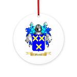 Glanvil Ornament (Round)
