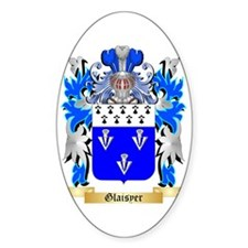 Glaisyer Sticker (Oval)