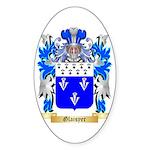 Glaisyer Sticker (Oval 10 pk)