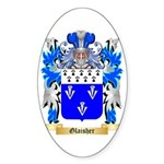 Glaisher Sticker (Oval 50 pk)