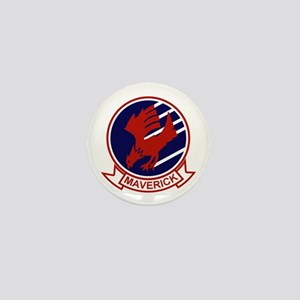 Top Gun Mini Button