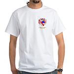 Gladman White T-Shirt