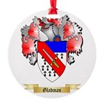Gladman Round Ornament