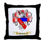 Gladman Throw Pillow