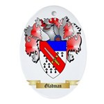 Gladman Ornament (Oval)