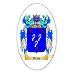 Glade Sticker (Oval 10 pk)