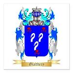 Gladdery Square Car Magnet 3