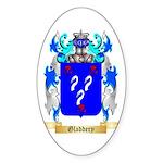 Gladdery Sticker (Oval)
