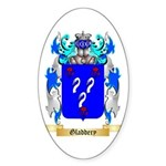 Gladdery Sticker (Oval 10 pk)