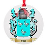 Given Round Ornament