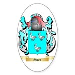Given Sticker (Oval 50 pk)