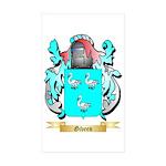 Giveen Sticker (Rectangle 10 pk)