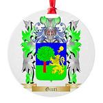 Giuri Round Ornament