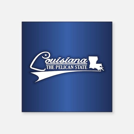 Louisiana State of Mine Sticker
