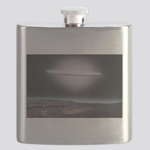 Sombrero Galaxy from Mars Flask