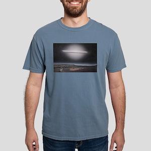 Sombrero Galaxy from Mars T-Shirt