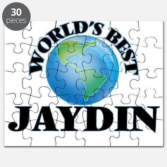World's Best Jaydin Puzzle