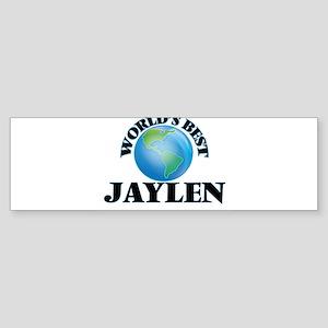 World's Best Jaylen Bumper Sticker