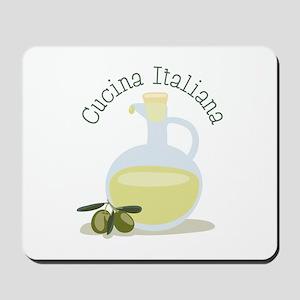 Cucina Italiana Mousepad