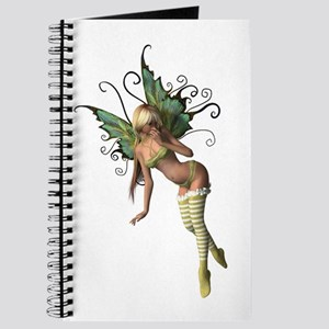 Green Wing Fairy Journal