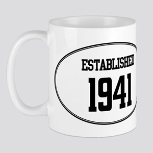 Established 1941 Mug
