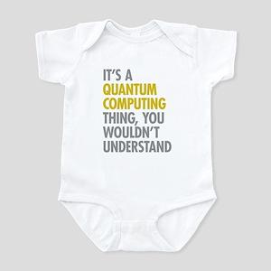 Quantum Computing Thing Infant Bodysuit