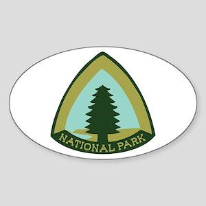 National Park Sticker