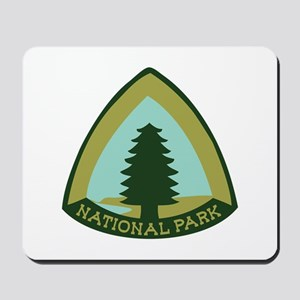 National Park Mousepad