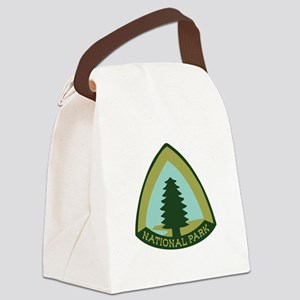 National Park Canvas Lunch Bag