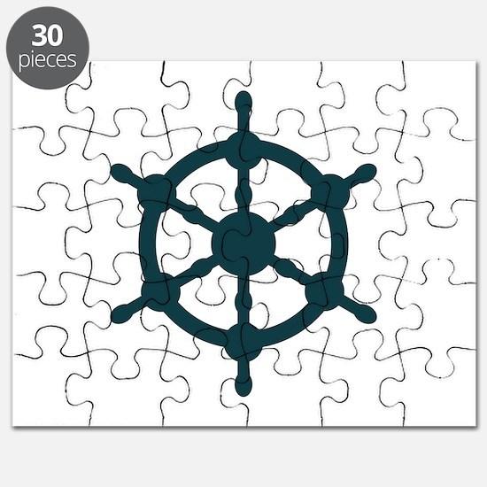 Ship Wheel Puzzle