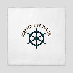 Pirates Life Queen Duvet