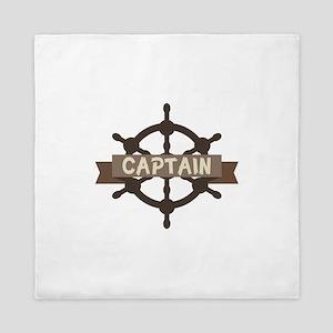 Captain Wheel Queen Duvet