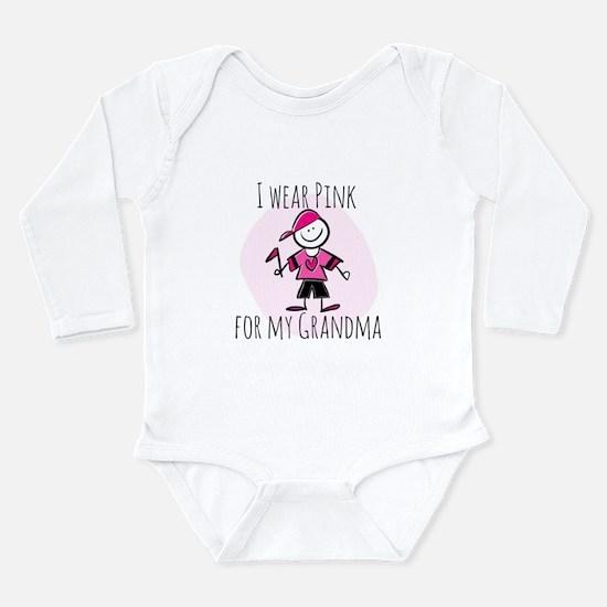 pink boy grandma Body Suit