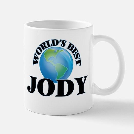 World's Best Jody Mugs