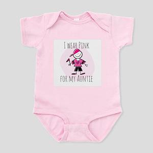 Pink - Boy Auntie Infant Bodysuit