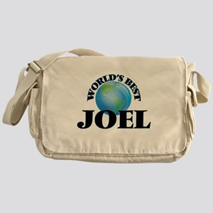 World's Best Joel Messenger Bag
