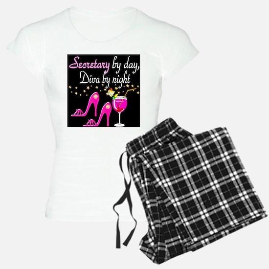 FOXY SECRETARY Pajamas