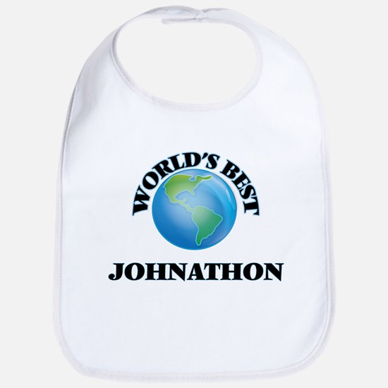 World's Best Johnathon Bib