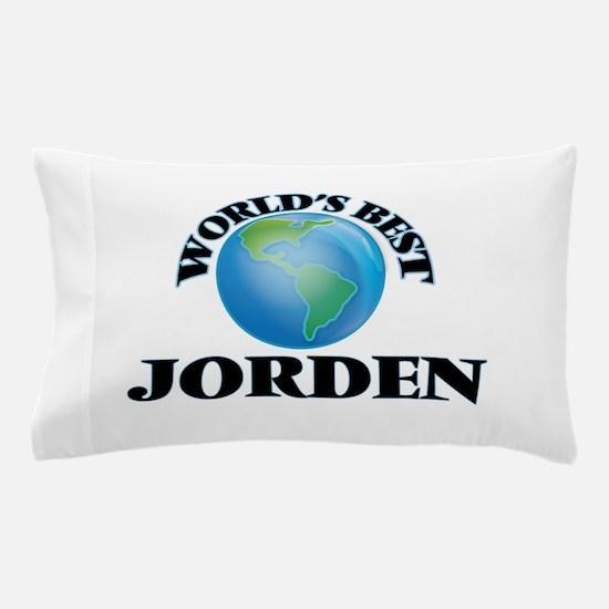 World's Best Jorden Pillow Case