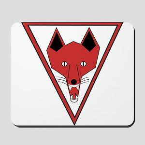 u-255_Grinning Fox Mousepad