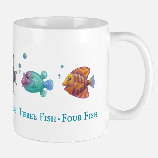 One Fish, Two Fish Mugs