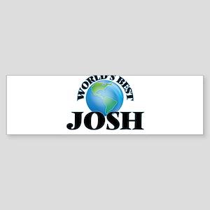 World's Best Josh Bumper Sticker