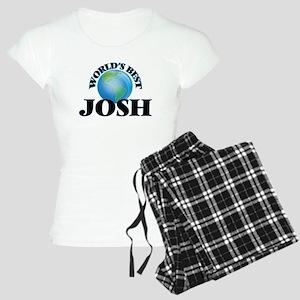 World's Best Josh Women's Light Pajamas
