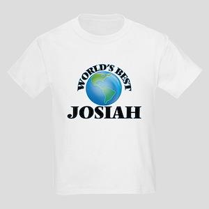 World's Best Josiah T-Shirt