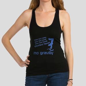 Skater No Gravity Racerback Tank Top