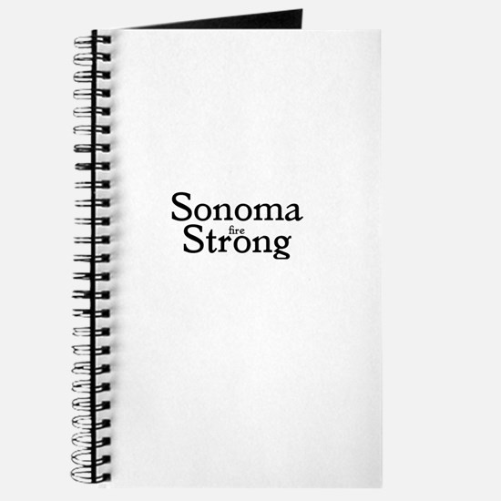 Sonoma Strong Journal