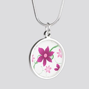 World's Greatest Cousin (Flowery) Necklaces