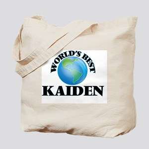 World's Best Kaiden Tote Bag