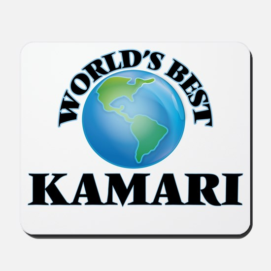 World's Best Kamari Mousepad