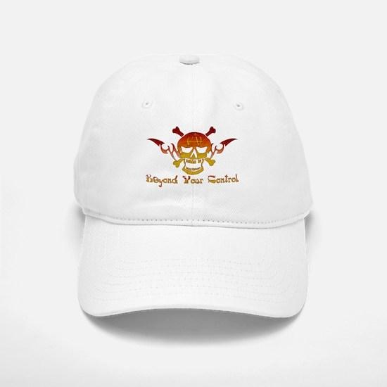 Anarchist Skull Baseball Baseball Cap